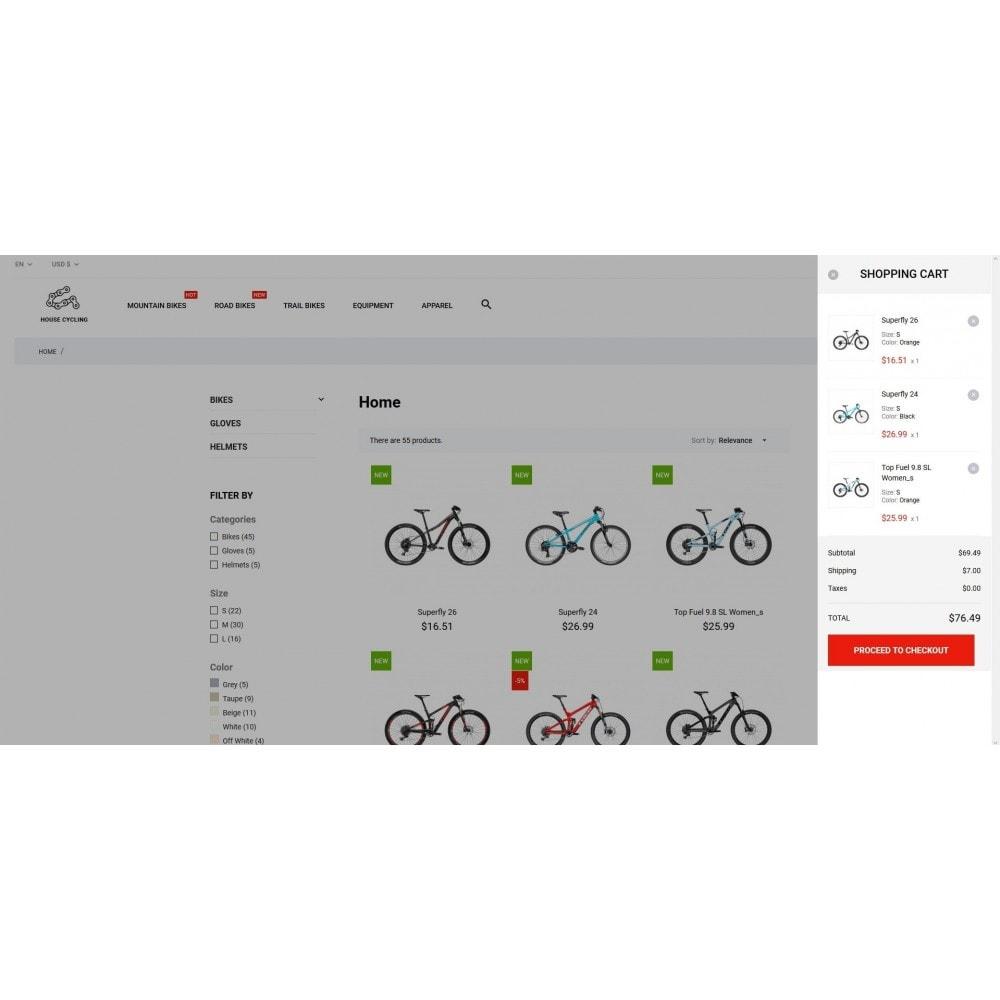 theme - Sport, Aktivitäten & Reise - House Cycling - 5