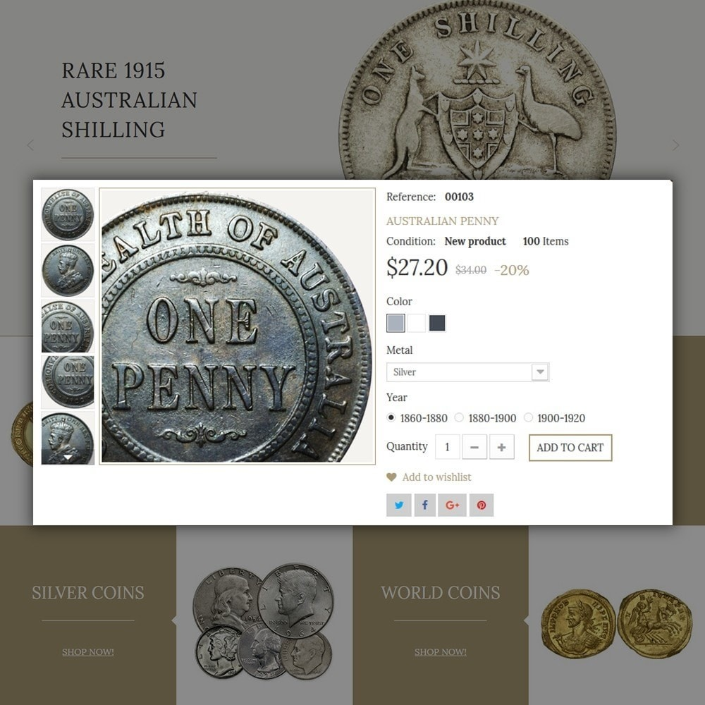 theme - Дом и сад - Coin Store - 4