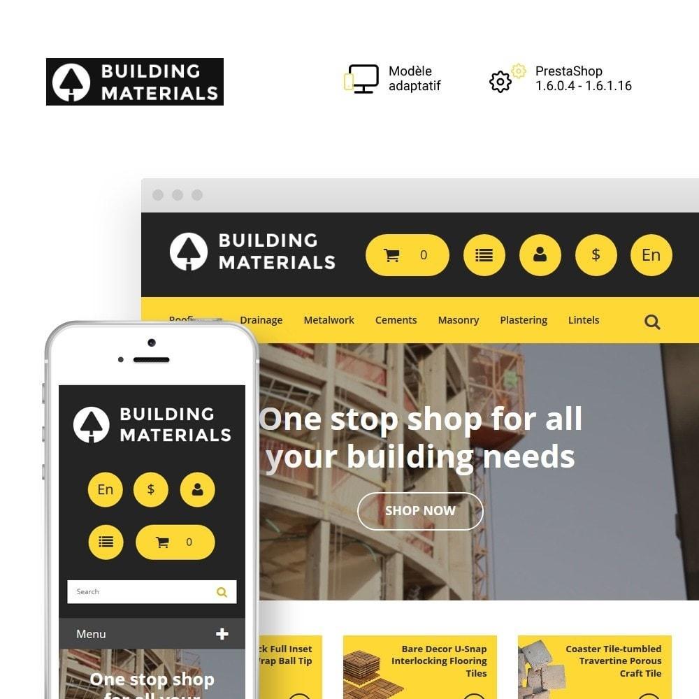 theme - Maison & Jardin - Building Materials - Building Store - 1
