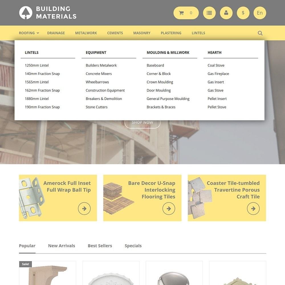 theme - Casa & Giardino - Building Materials - Building Store - 4