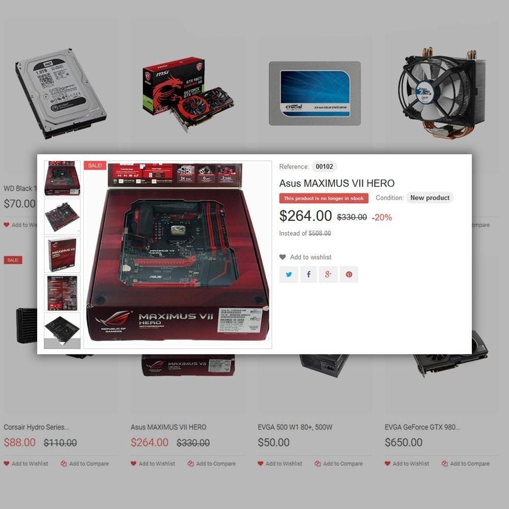 theme - Electronique & High Tech - Compex - Computer Repair - 5
