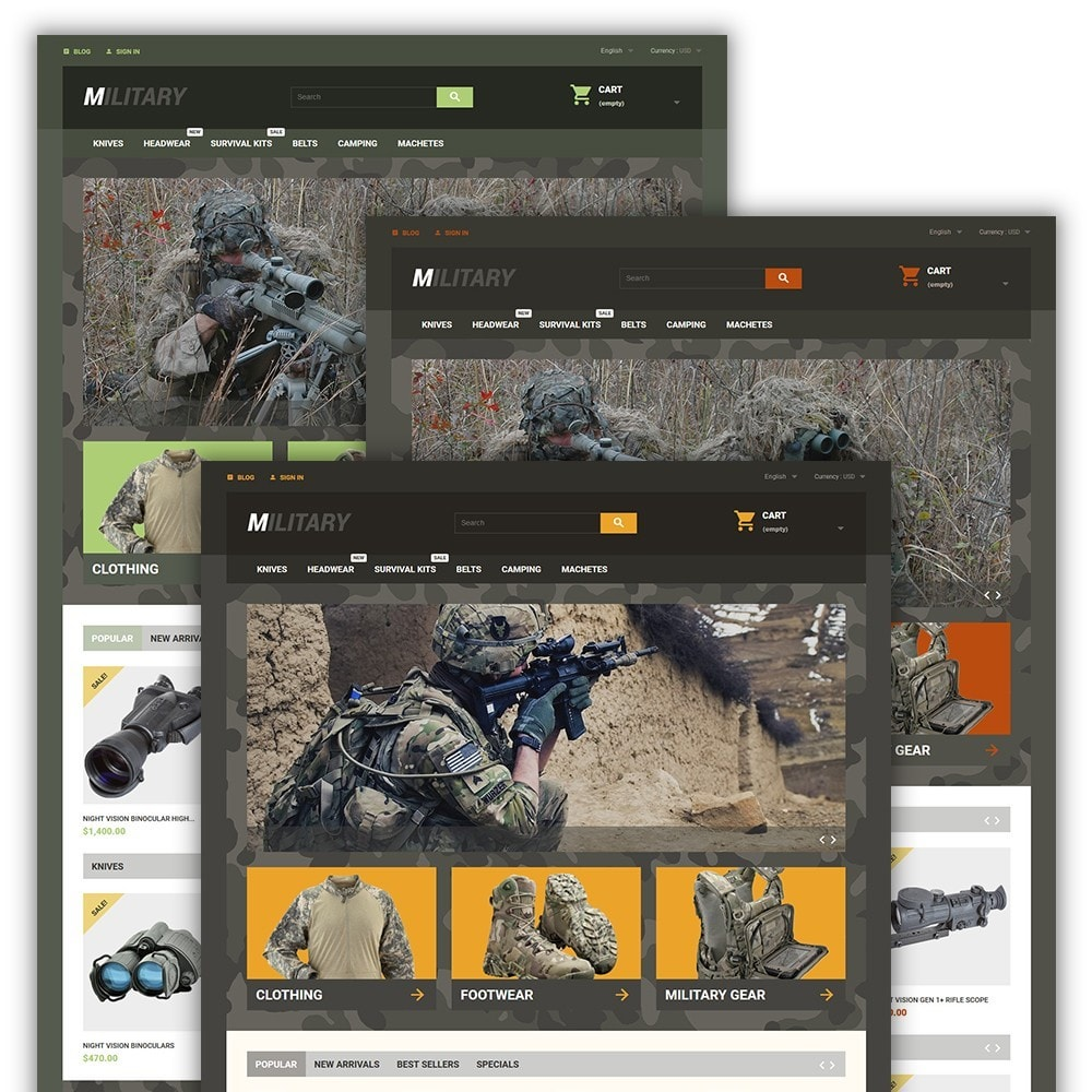 theme - Sports, Activities & Travel - Military - 2