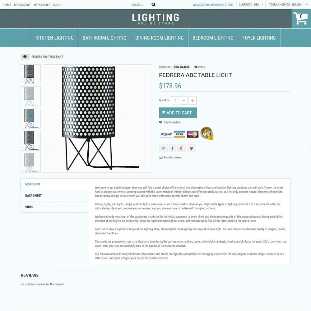 theme - Casa & Giardino - Lighting Online Store - Lighting & Electricity Store - 3