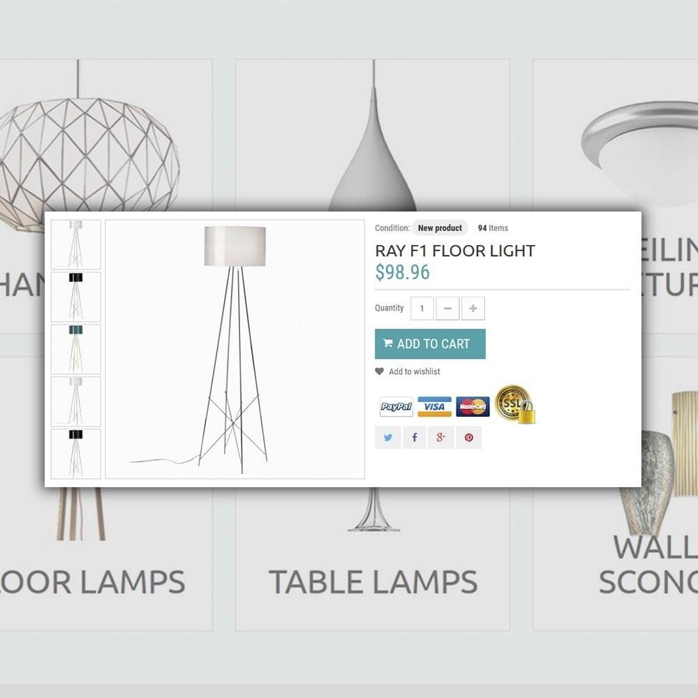 theme - Casa & Giardino - Lighting Online Store - Lighting & Electricity Store - 4