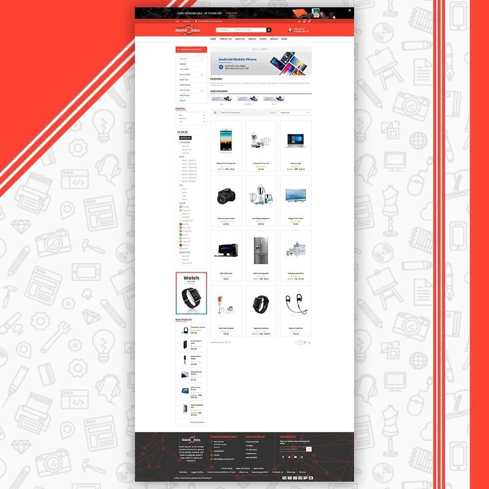 theme - Elettronica & High Tech - Mega Electronic Shop - 3