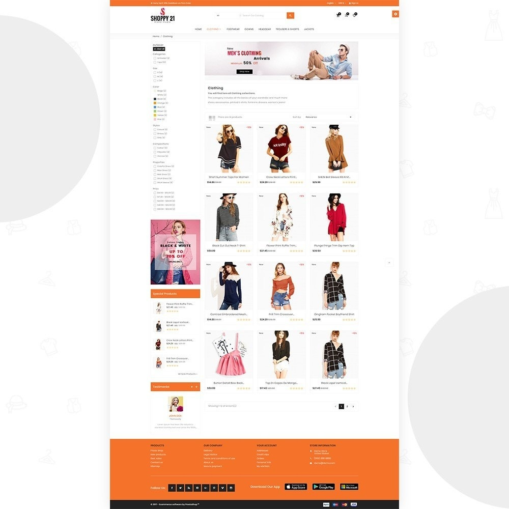 theme - Moda & Calzature - Shoppy21 – Fashion Super Big Store - 3