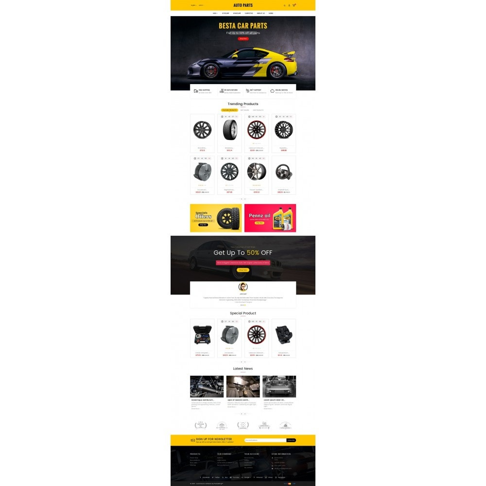 theme - Auto's & Motoren - Auto Equipment & Parts - 2