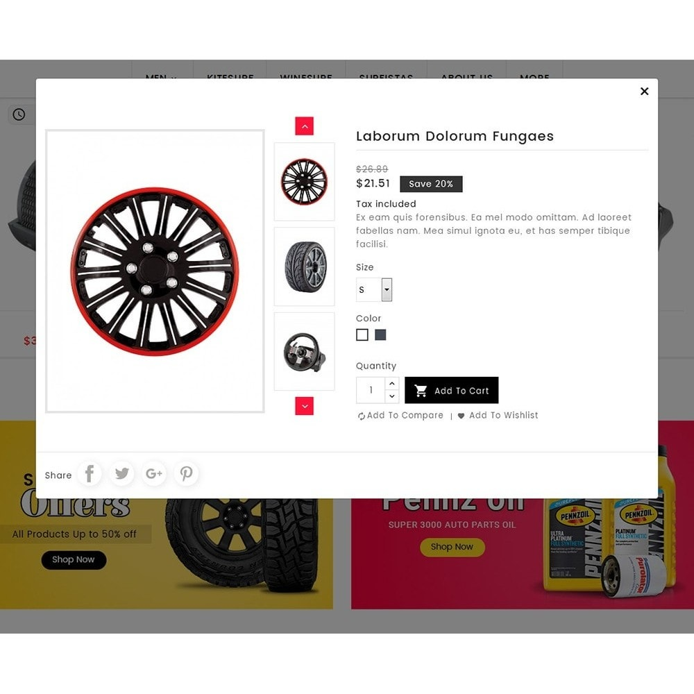 theme - Auto's & Motoren - Auto Equipment & Parts - 7
