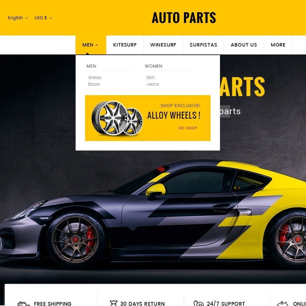 theme - Auto's & Motoren - Auto Equipment & Parts - 8