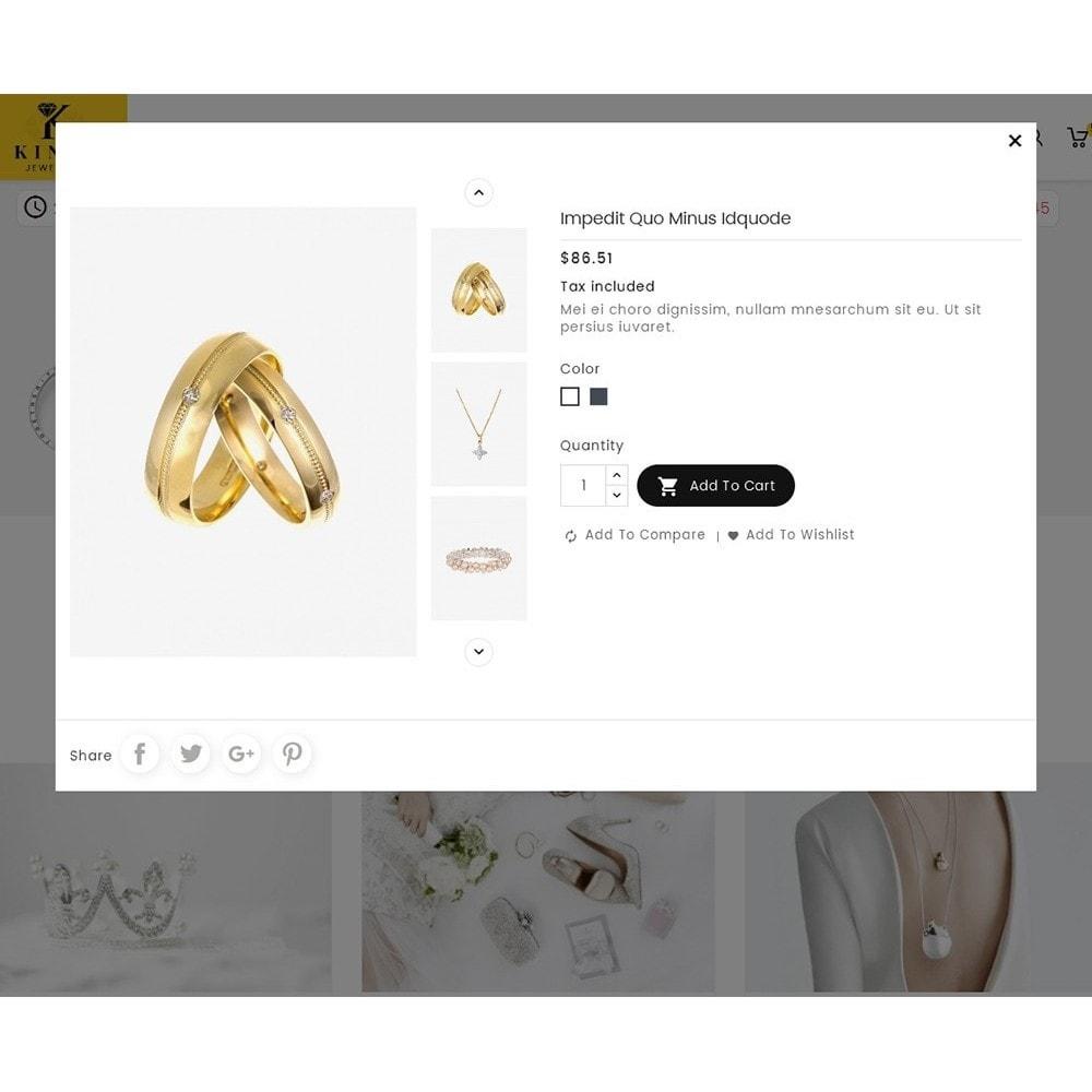 theme - Biżuteria & Akcesoria - Kings Jewelry - 7