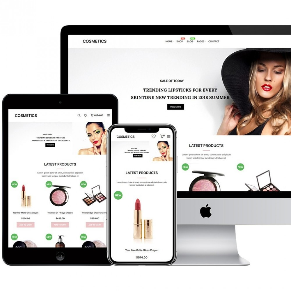 theme - Biżuteria & Akcesoria - JMS Cosmetics - 2