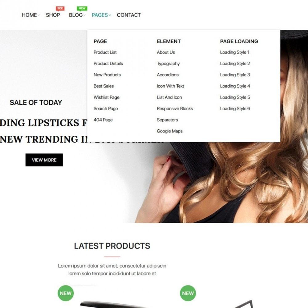 theme - Ювелирные изделия и Аксессуары - JMS Cosmetics - 3
