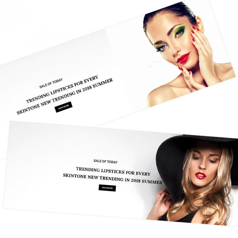 theme - Ювелирные изделия и Аксессуары - JMS Cosmetics - 4