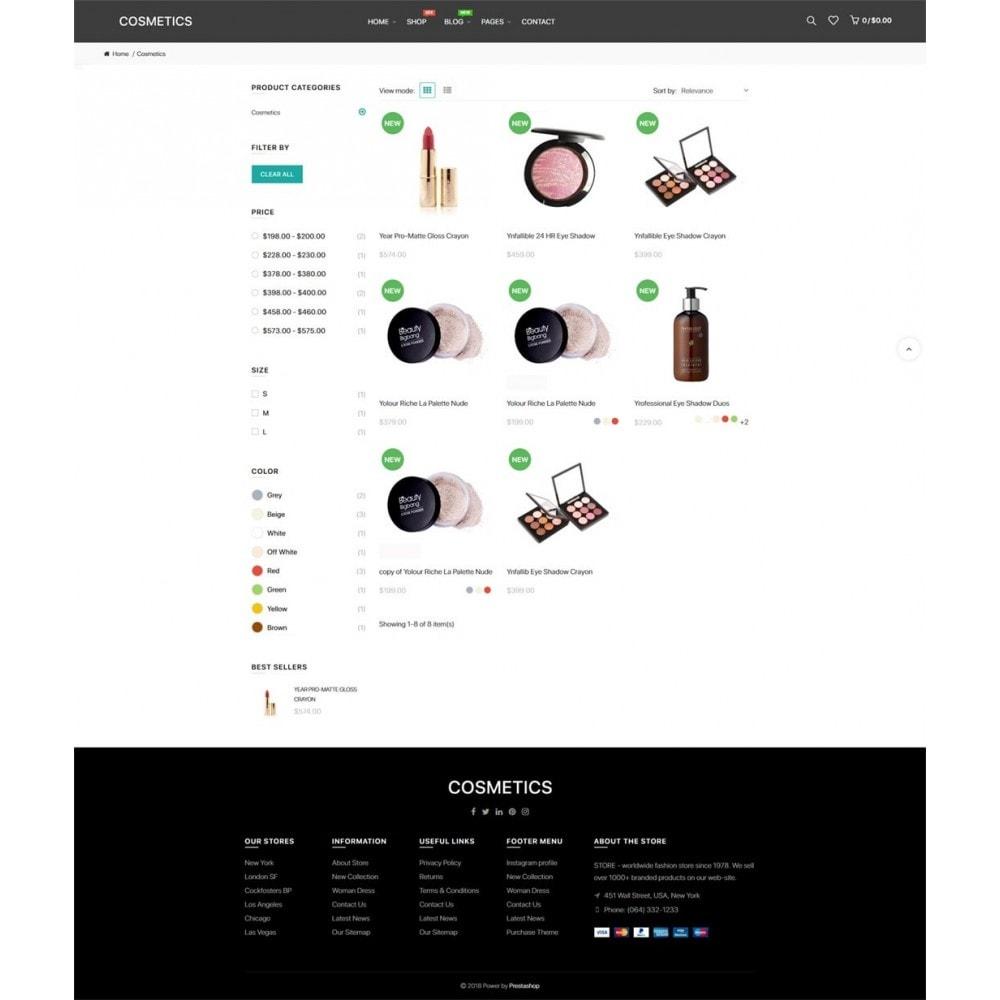 theme - Ювелирные изделия и Аксессуары - JMS Cosmetics - 8