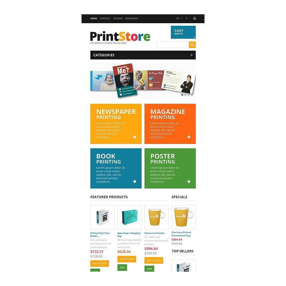 theme - Art & Culture - Responsive Print Store - 8