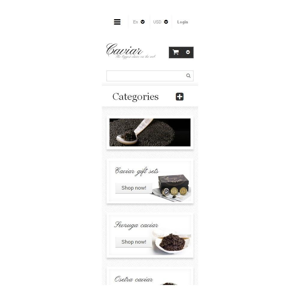theme - Alimentation & Restauration - Caviar Online Store - 9