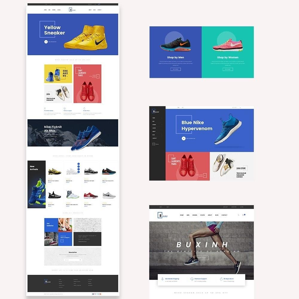theme - Moda & Calçados - Leo Buxinh - 1