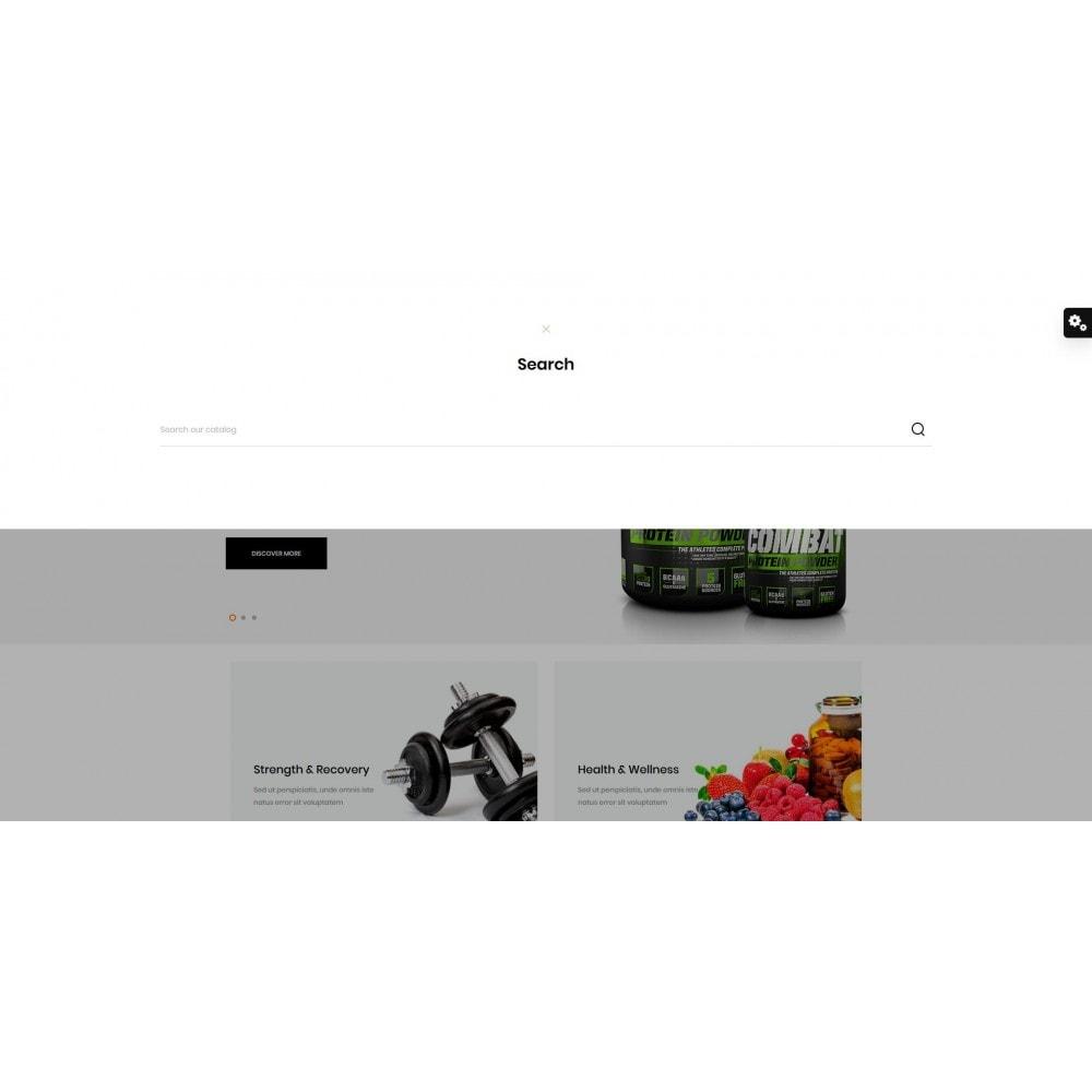 theme - Sport, Rozrywka & Podróże - Predator Shop - 12