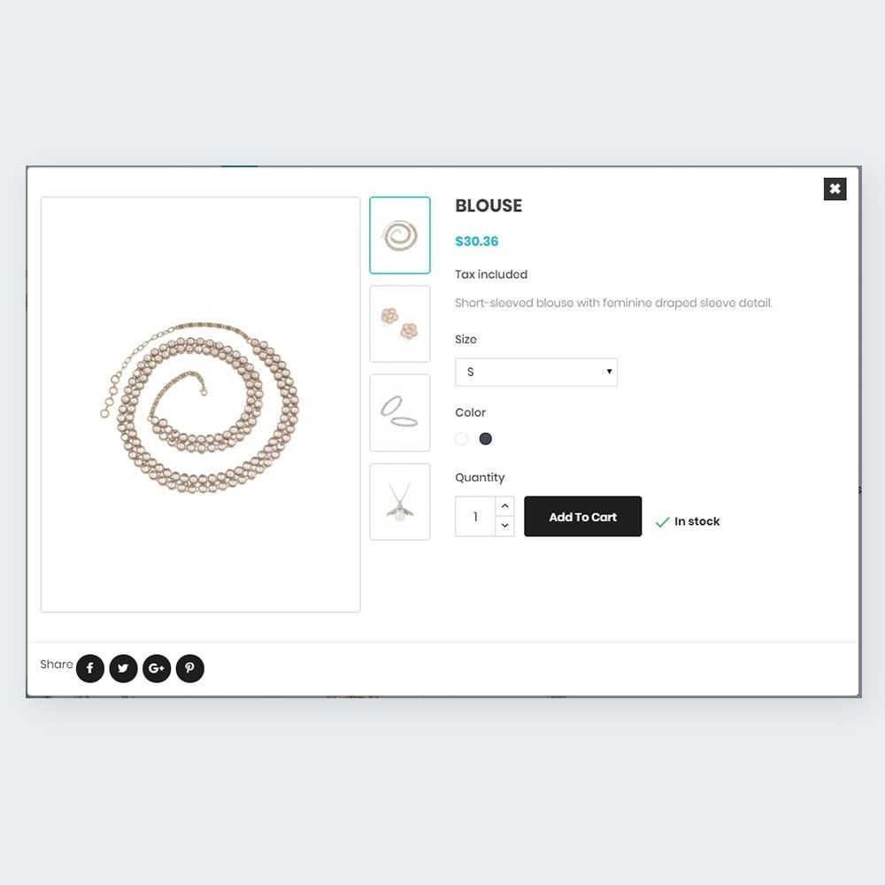 theme - Biżuteria & Akcesoria - jewellery store - 7