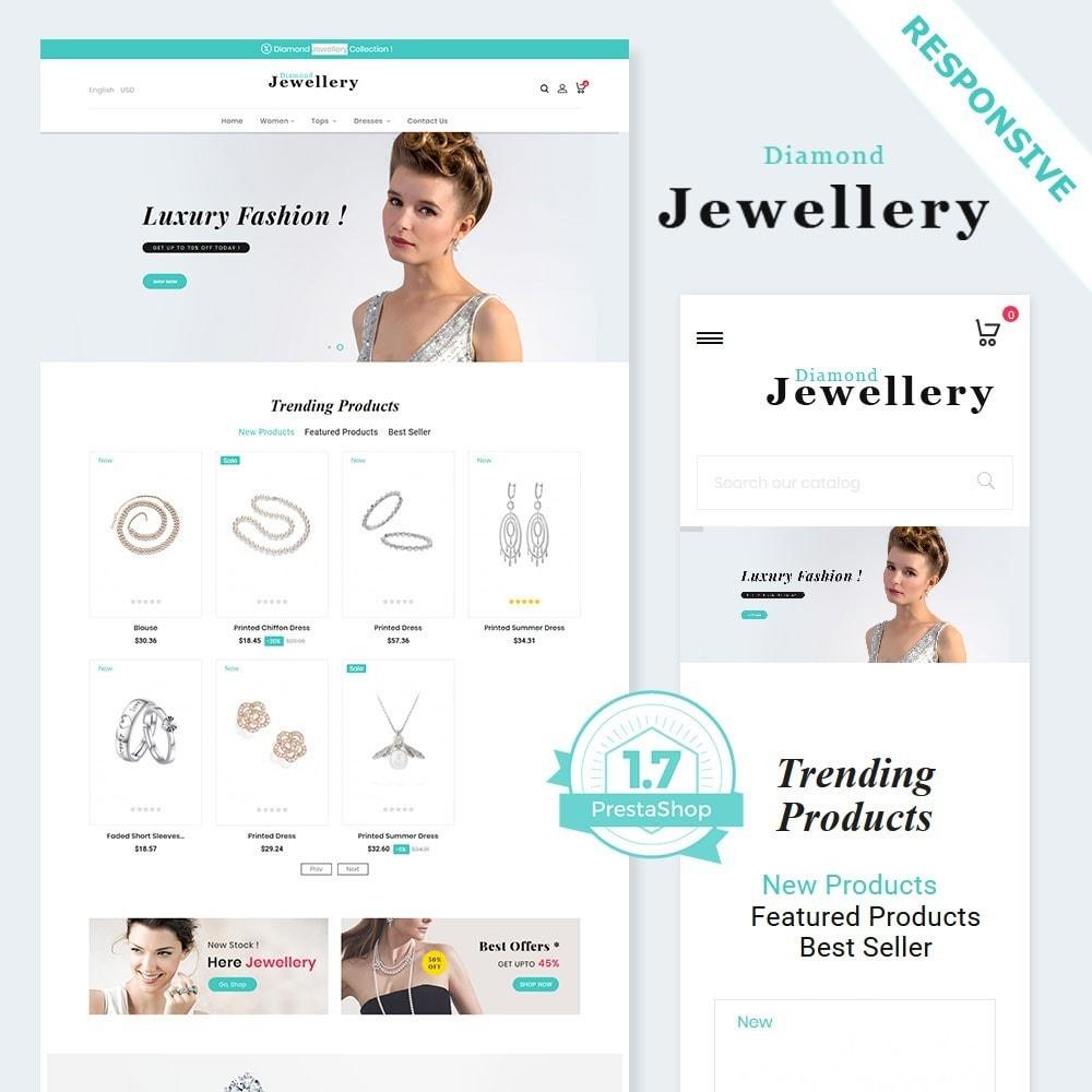 theme - Ювелирные изделия и Аксессуары - jewellery store - 2