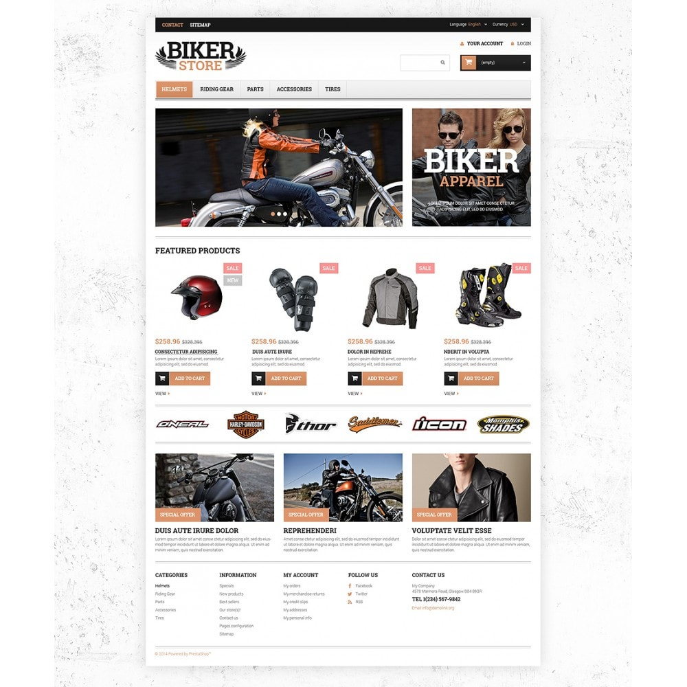 theme - Coches y Motos - Motorcycle Stuff - 2
