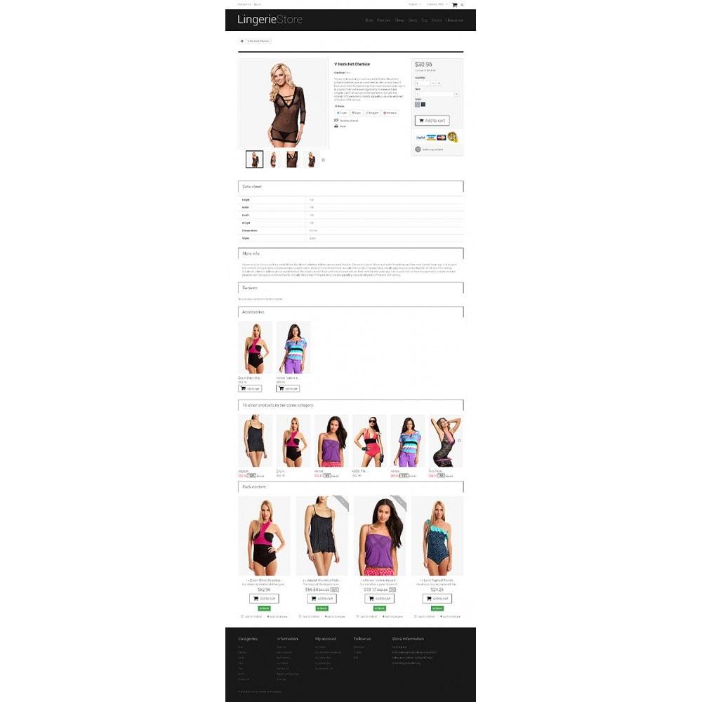 theme - Moda & Obuwie - Selling Lingerie - 6