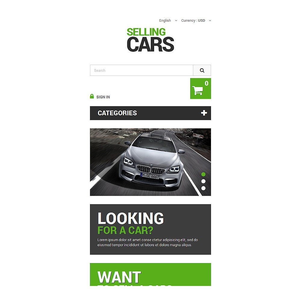 theme - Coches y Motos - Selling Cars - 8