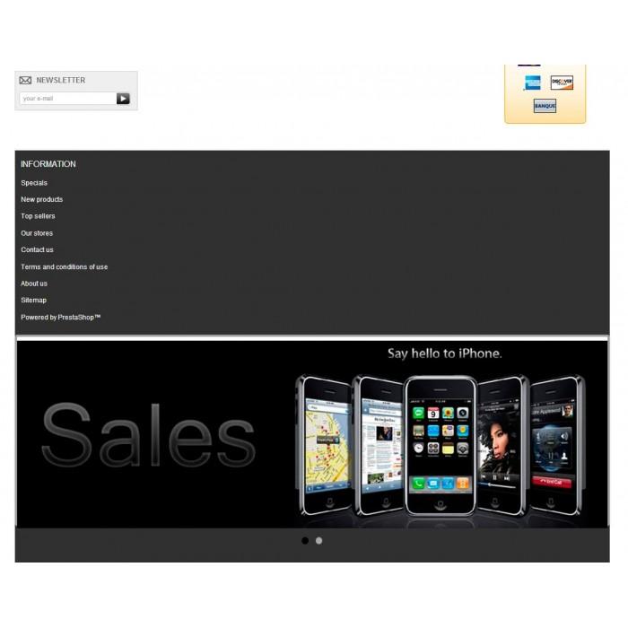 module - Sliders & Galleries - ReSlider Responsive multilingual slider - 4