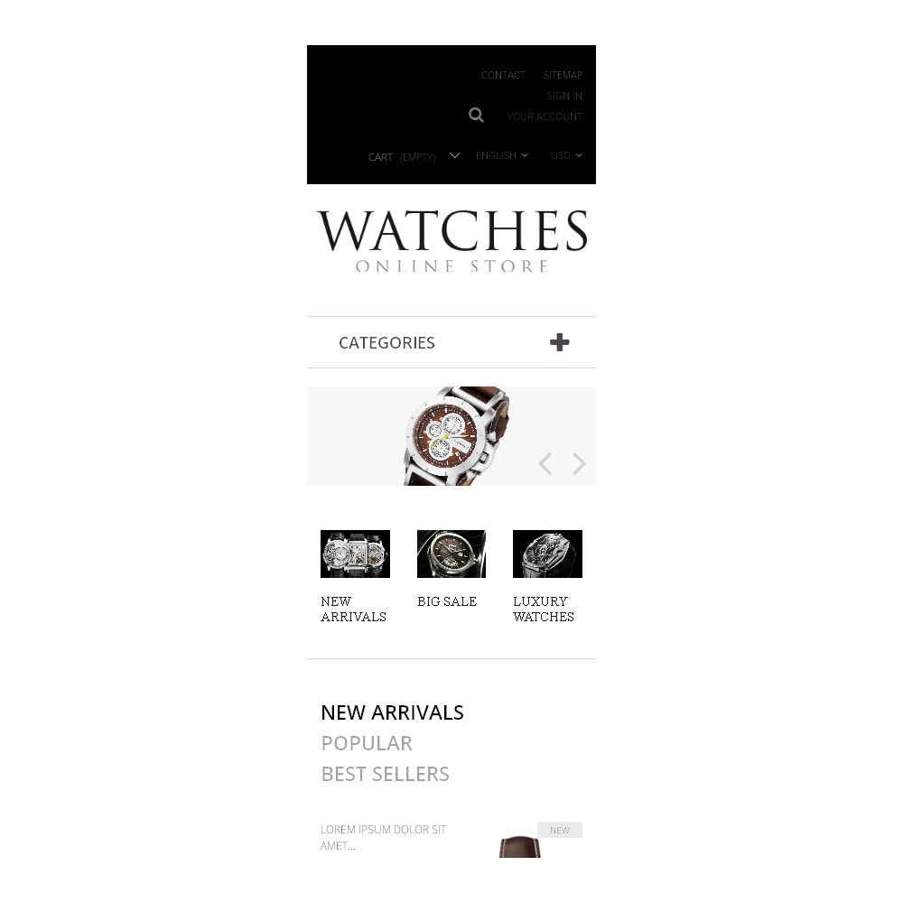 theme - Mode & Schuhe - Exclusive Watches - 9