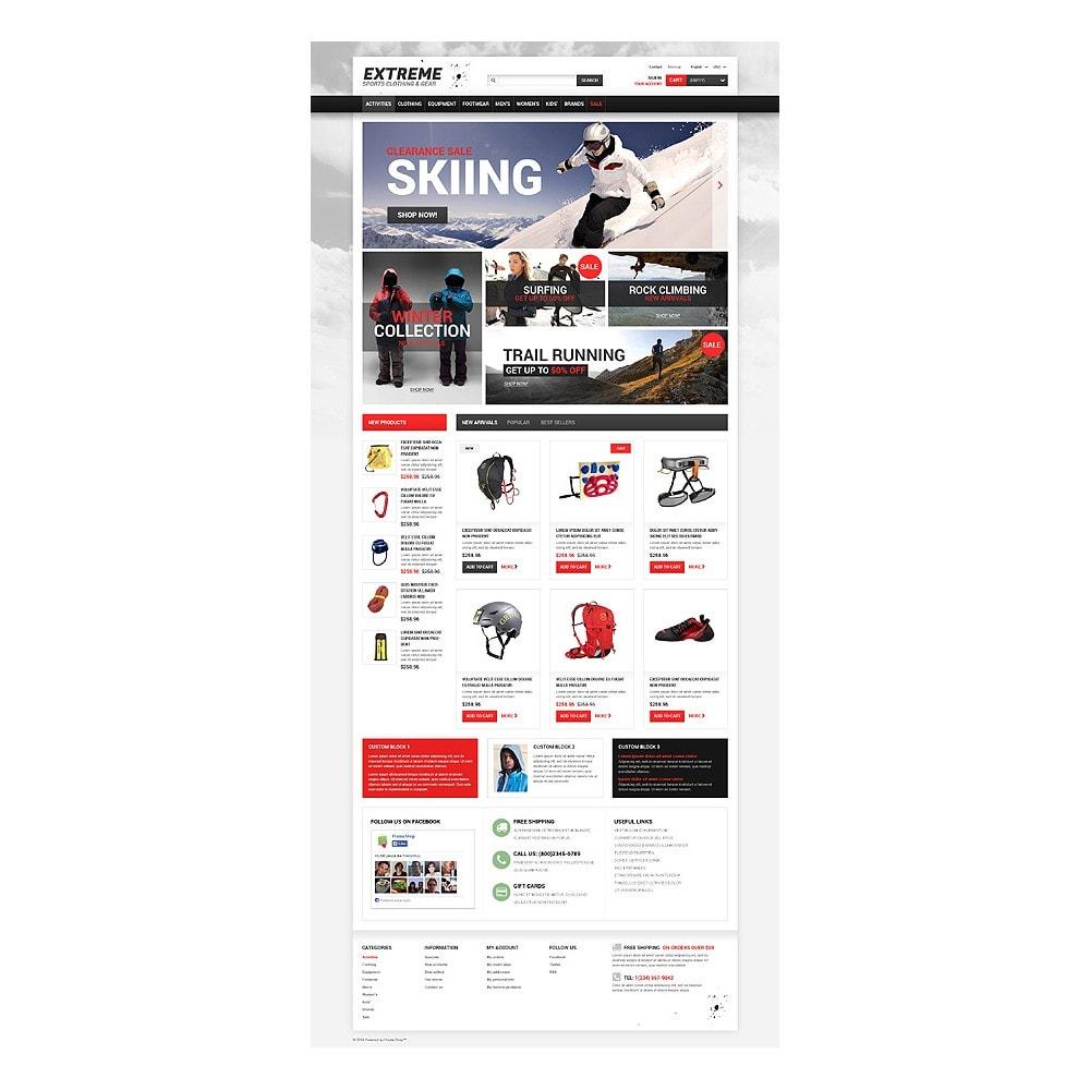 theme - Sport, Rozrywka & Podróże - Extreme Sports Gear - 10