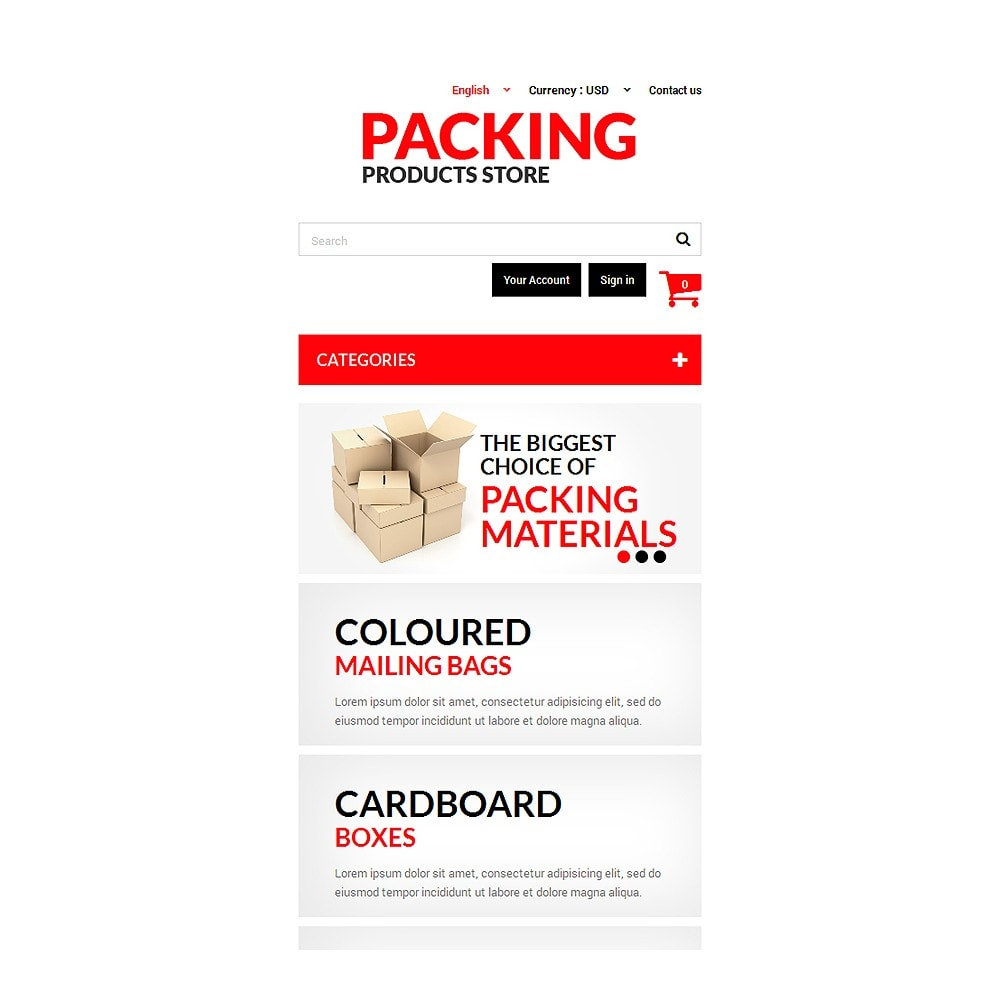 theme - Dom & Ogród - Packing Products - 8