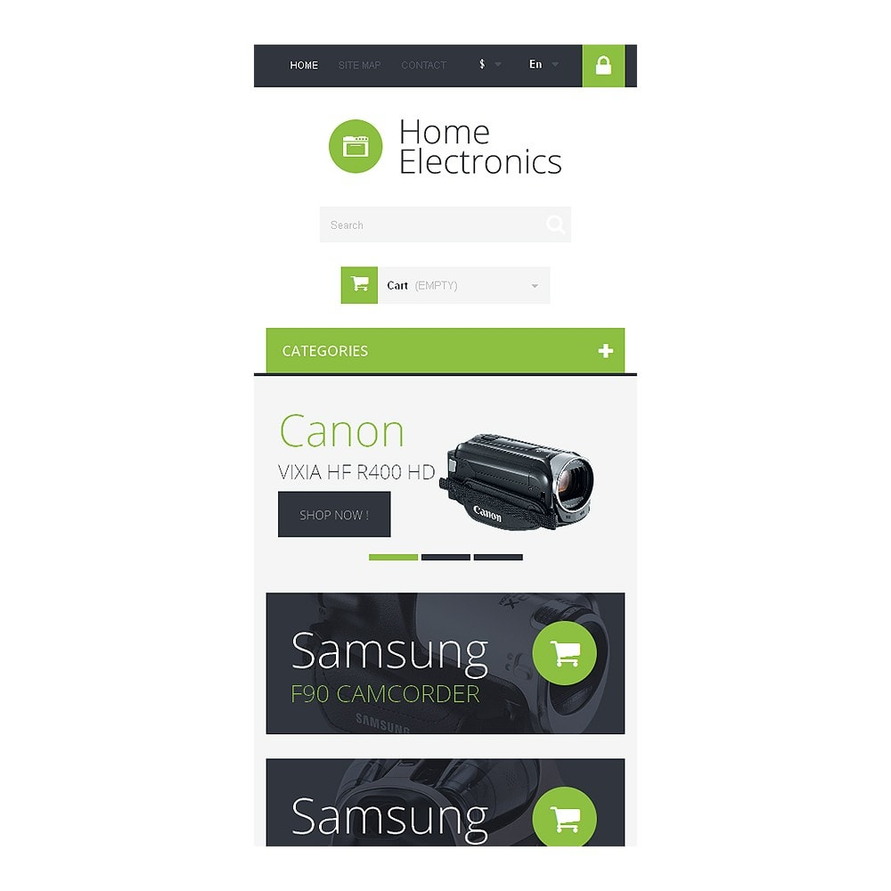theme - Elettronica & High Tech - Home Electronics - 8