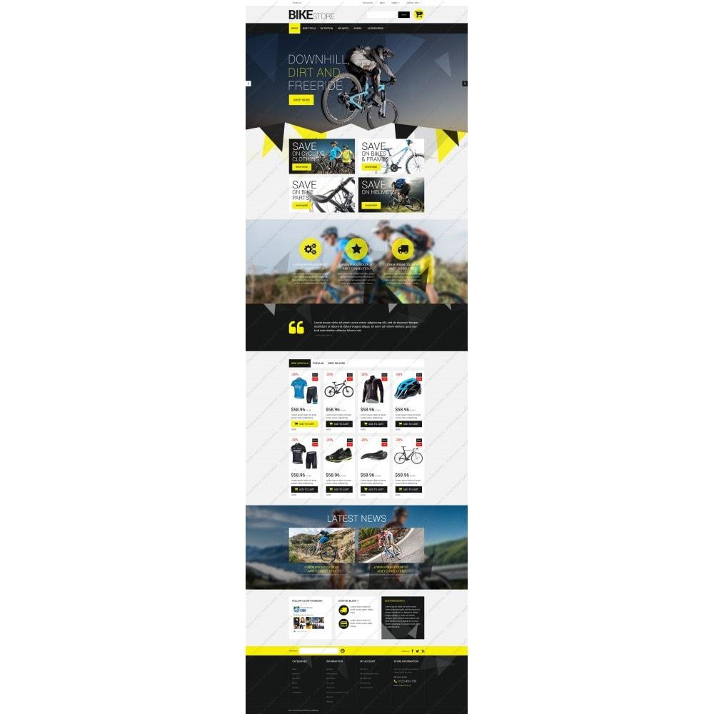 theme - Sport, Loisirs & Voyage - Magasin de vélos - 5