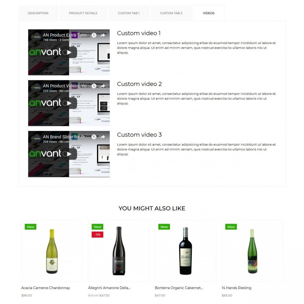 theme - Drink & Tobacco - WineList Shop - 9