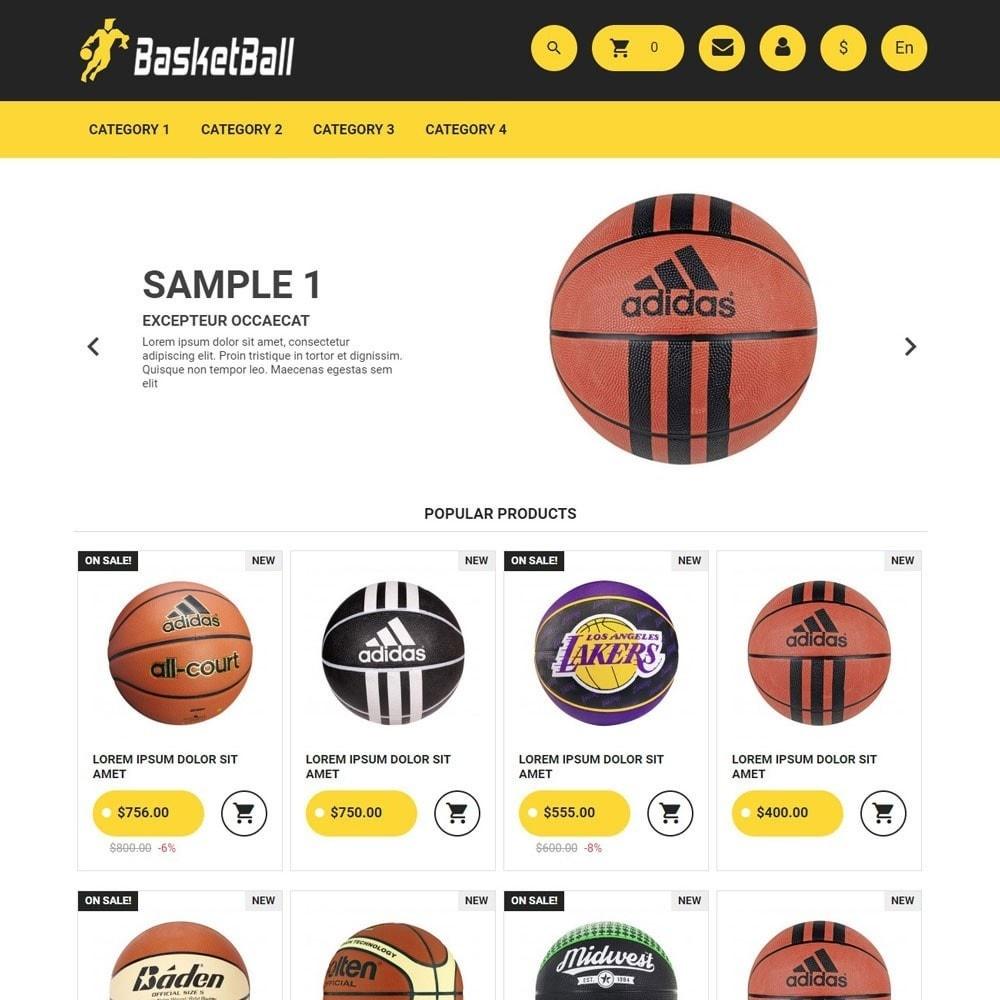 theme - Спорт и Путешествия - BasketBall - 1