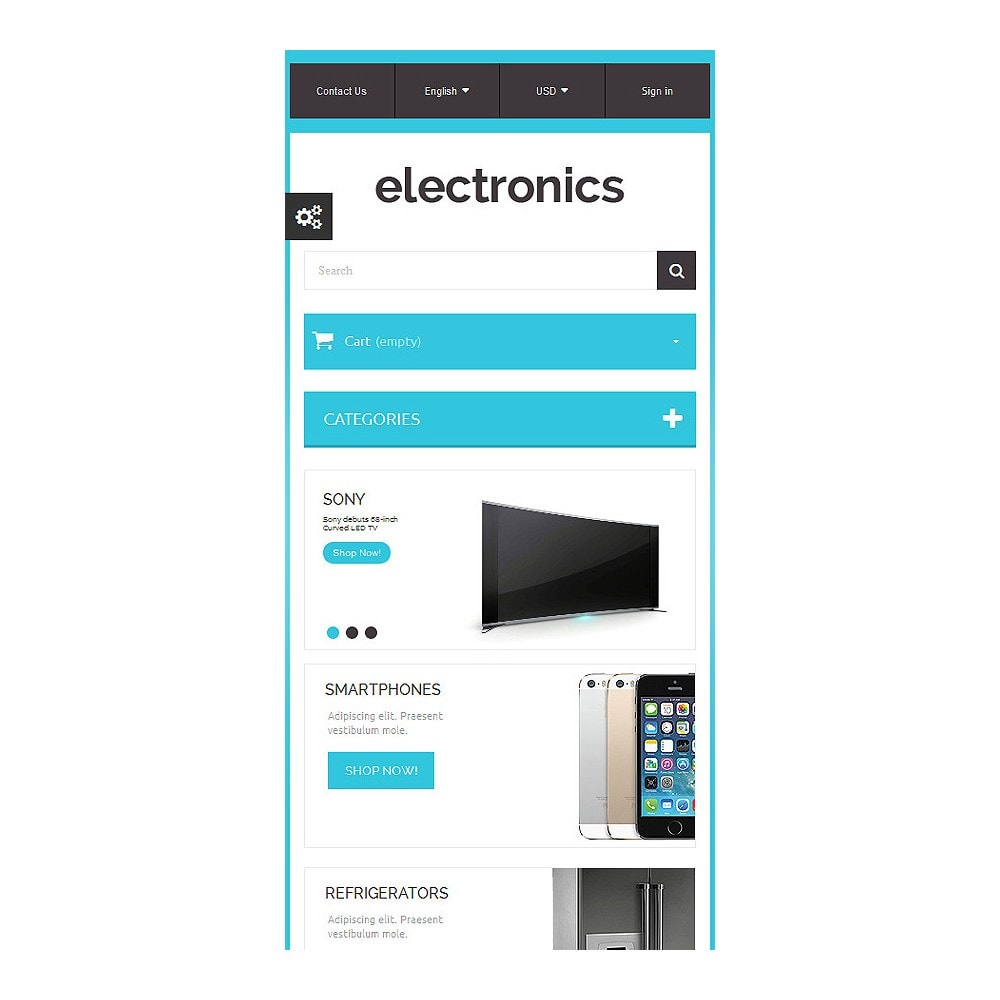 theme - Electronics & Computers - Home Electronics - 8