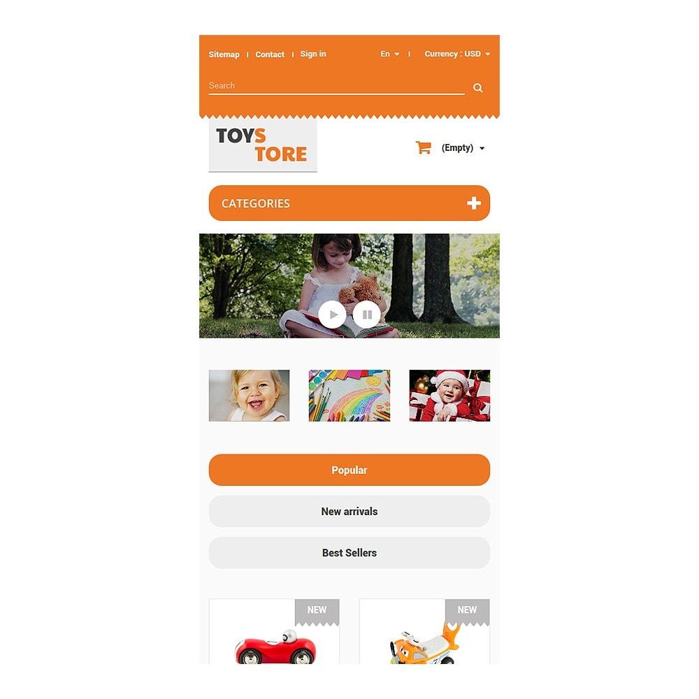 theme - Zabawki & Artykuły dziecięce - Toys for Kids - 8