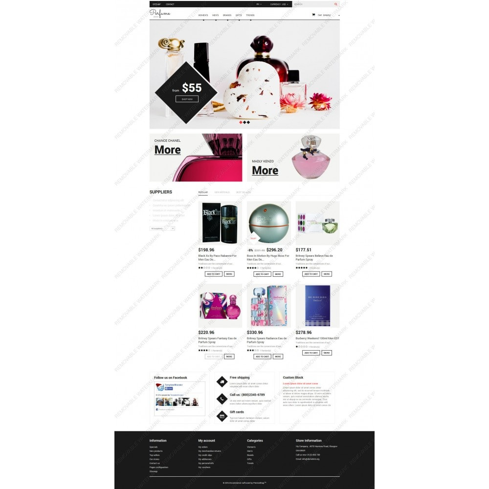 theme - Moda & Calzature - Fragrance Guru - 3