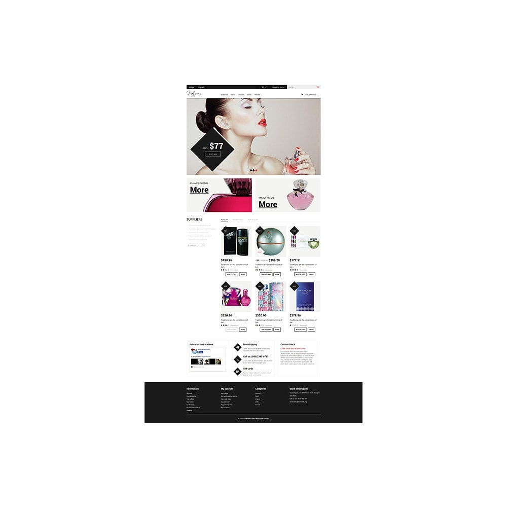 theme - Moda & Calzature - Fragrance Guru - 10