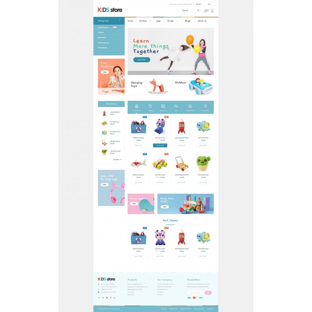 theme - Kids & Toys - Kids & Toys Store - 2