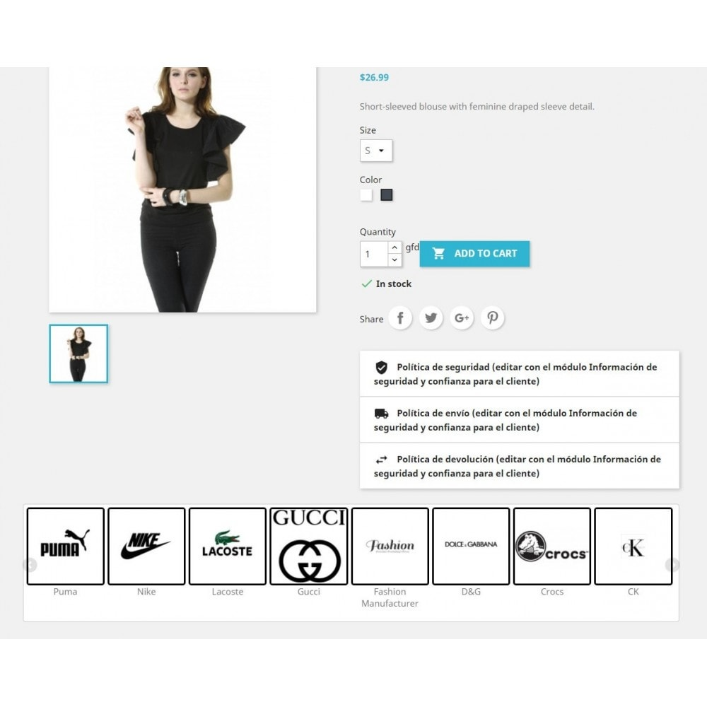 module - Marki & Producenci - Slider of Responsive Brands / Suppliers - 2