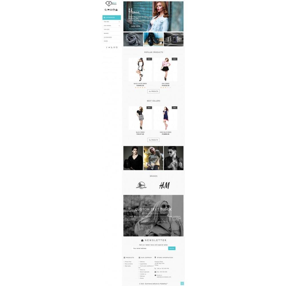 theme - Moda & Obuwie - Fashion Style - 6