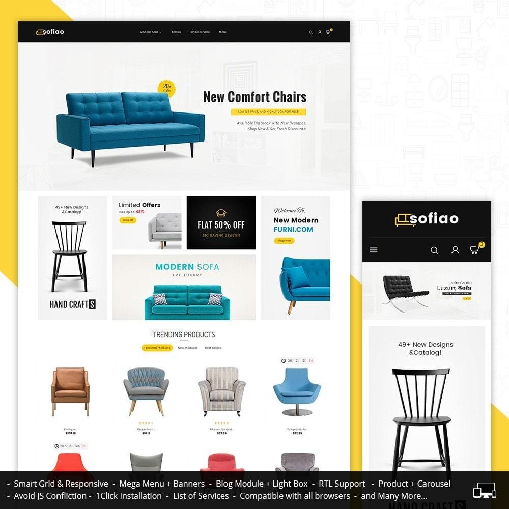 theme - Hogar y Jardín - sofiao modern sofa chairs - 2