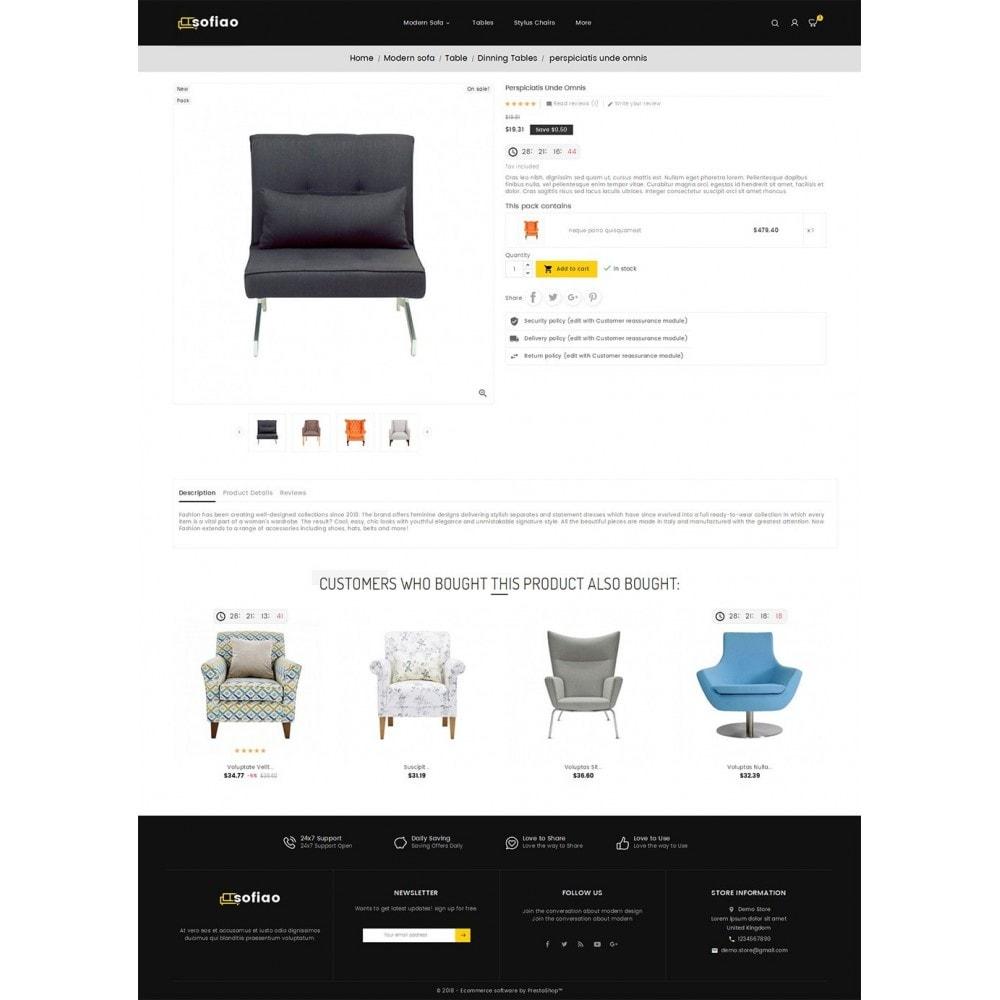 theme - Hogar y Jardín - sofiao modern sofa chairs - 6
