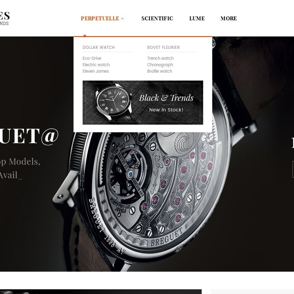 theme - Bellezza & Gioielli - Times Watch - 10