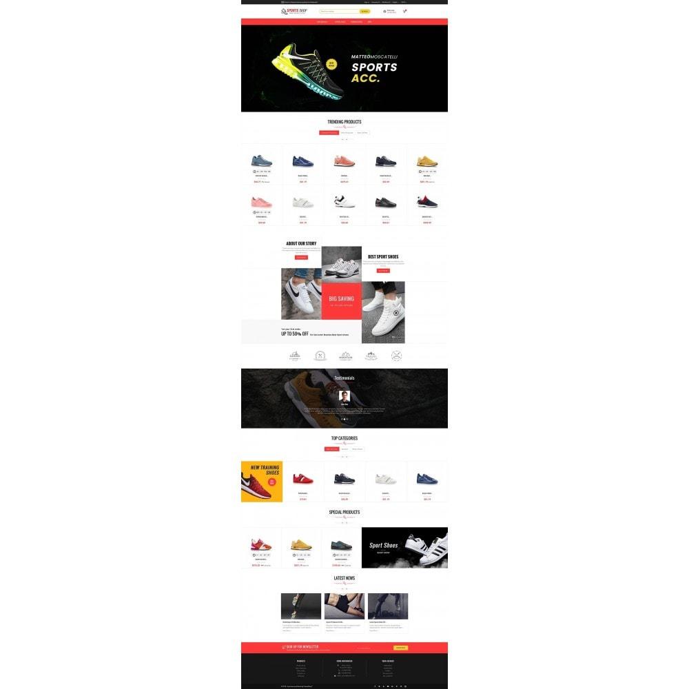 theme - Deportes, Actividades y Viajes - Sport Shoes & Footwear - 3