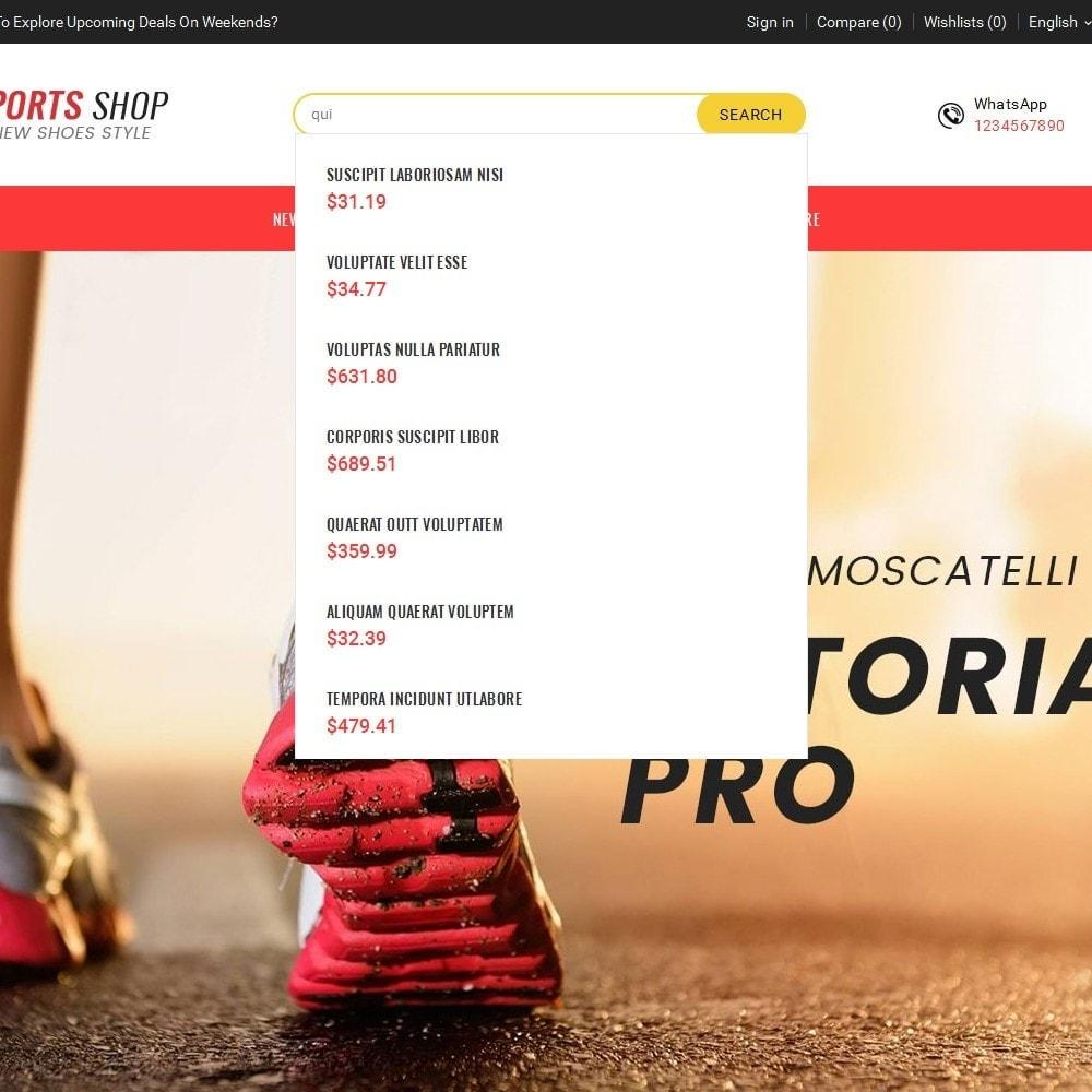 theme - Sport, Attività & Viaggi - Sport Shoes & Footwear - 11