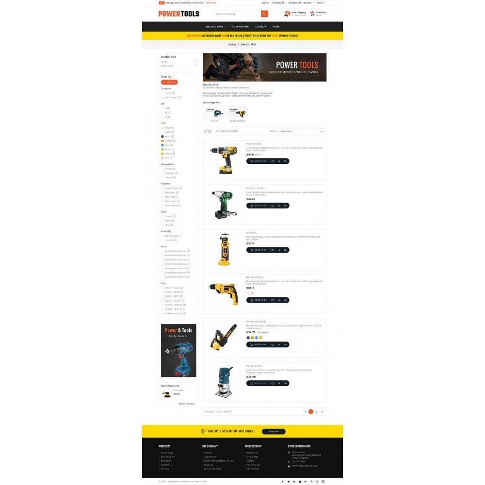 theme - Casa & Giardino - Power Tools Store - 5
