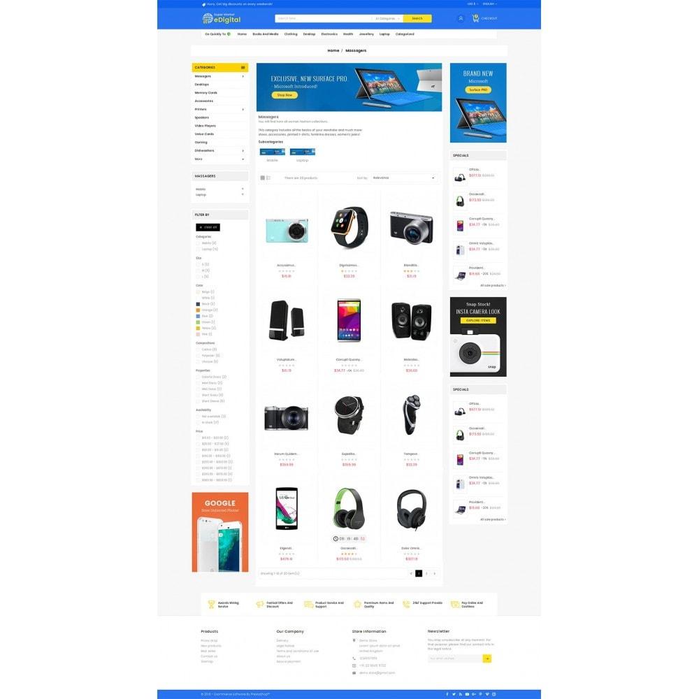 theme - Electrónica e High Tech - eDigital Mega Shop Electronics - 4