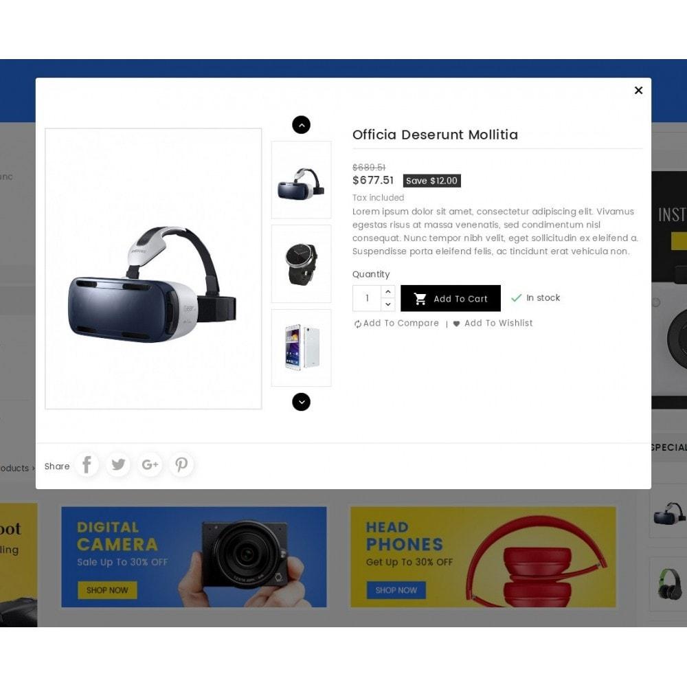 theme - Electrónica e High Tech - eDigital Mega Shop Electronics - 9
